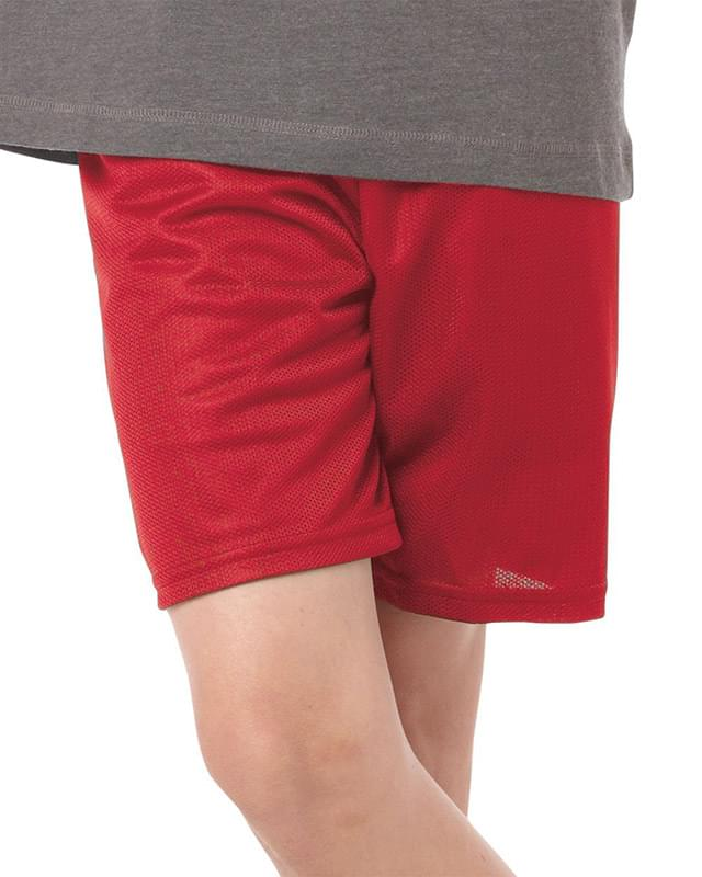 Youth Mini Mesh 6'' Inseam Shorts