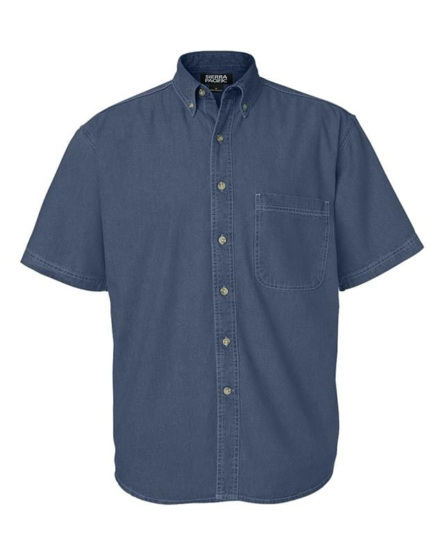Short Sleeve Denim