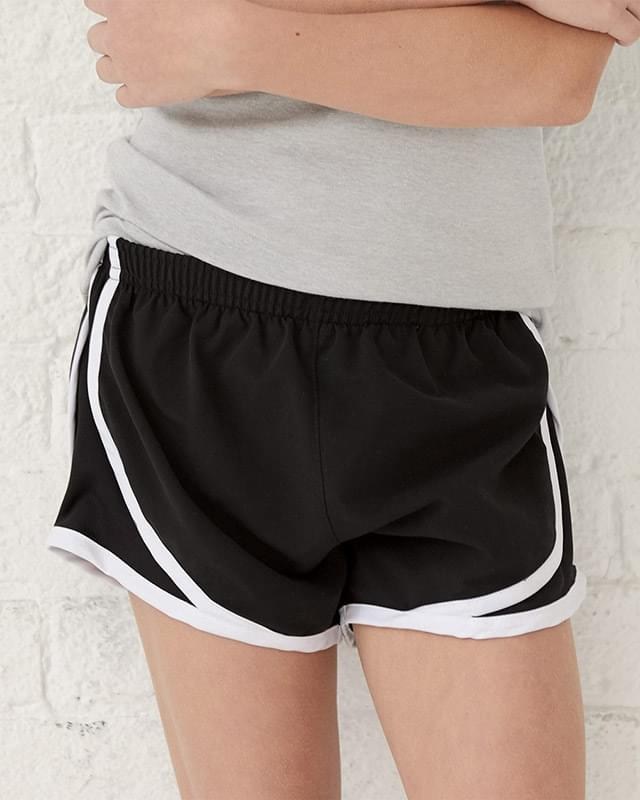 Girls' Velocity Running Shorts