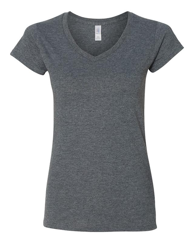 Softstyle Women's V-Neck T-Shirt