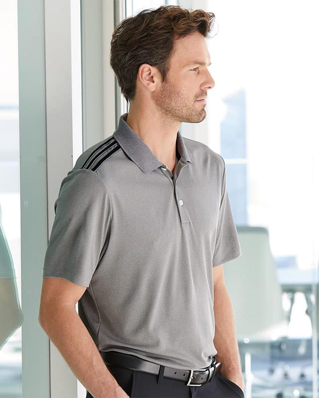 Climacool 3-Stripes Shoulder Polo