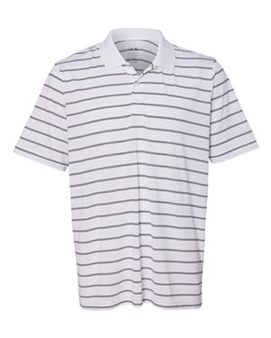PUREMOTION 2-Color Stripe Jersey Sport Shirt