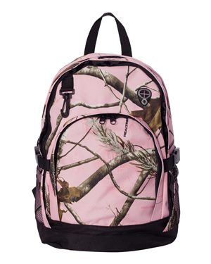 21.2L Camo Backpack
