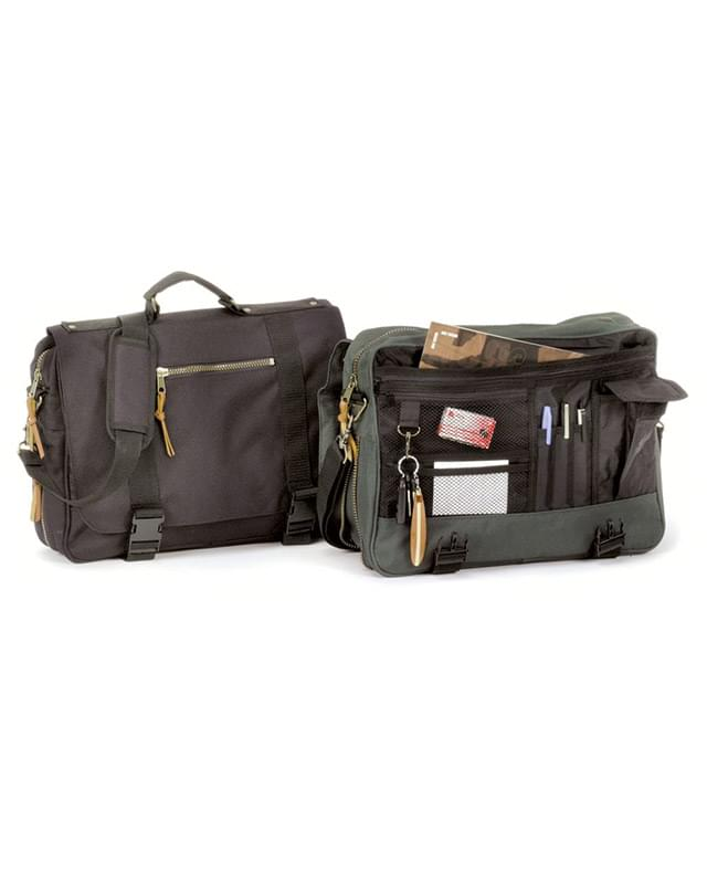 Ballistic Brief Expandable Briefcase