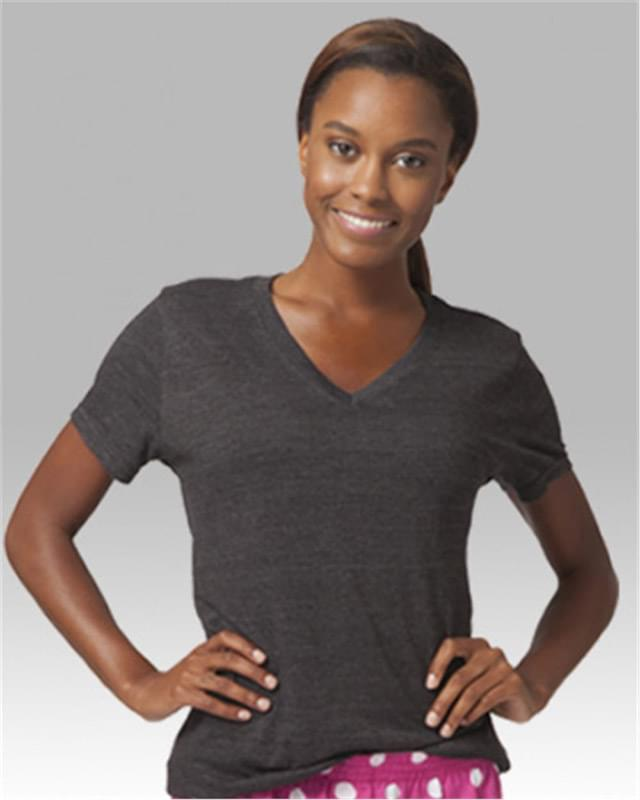 Women's Relaxed V-Neck T-Shirt
