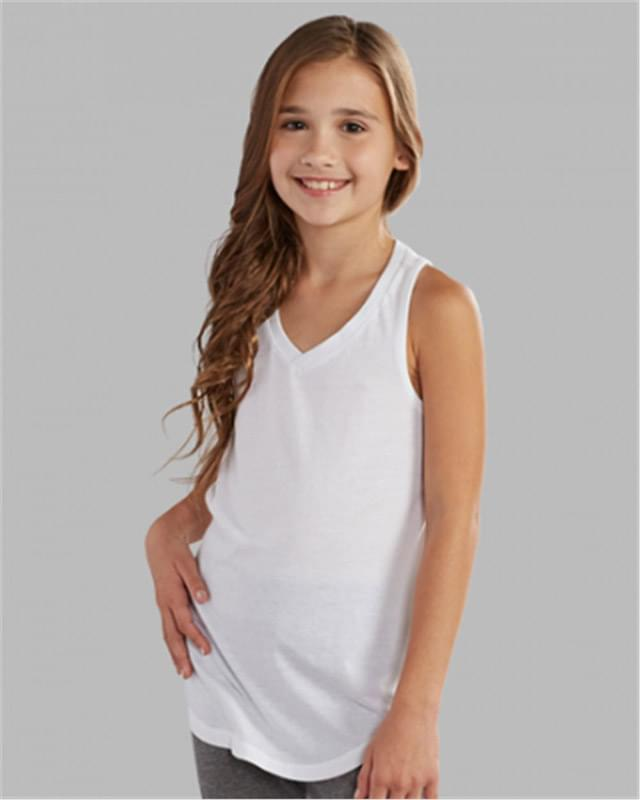 Girls' At Ease Tank Top