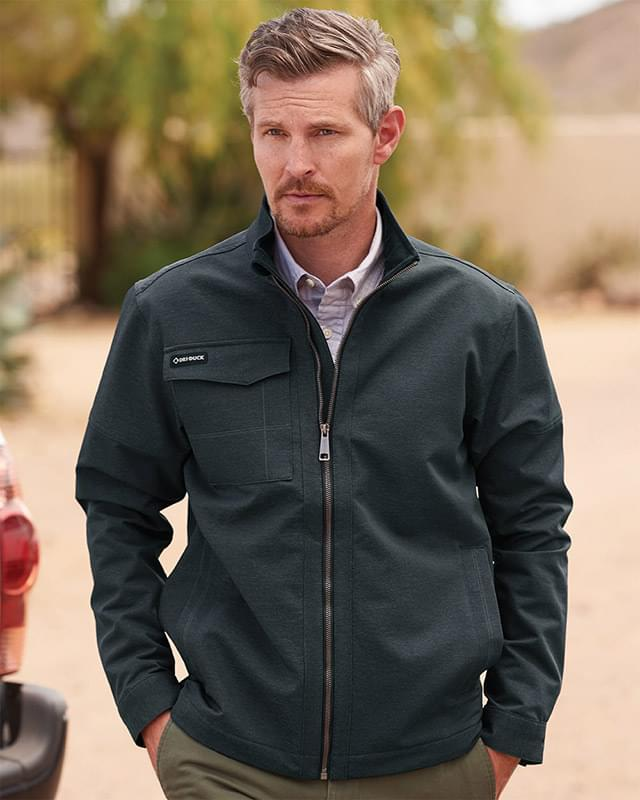 Ace Woven Stretch Soft Shell Jacket