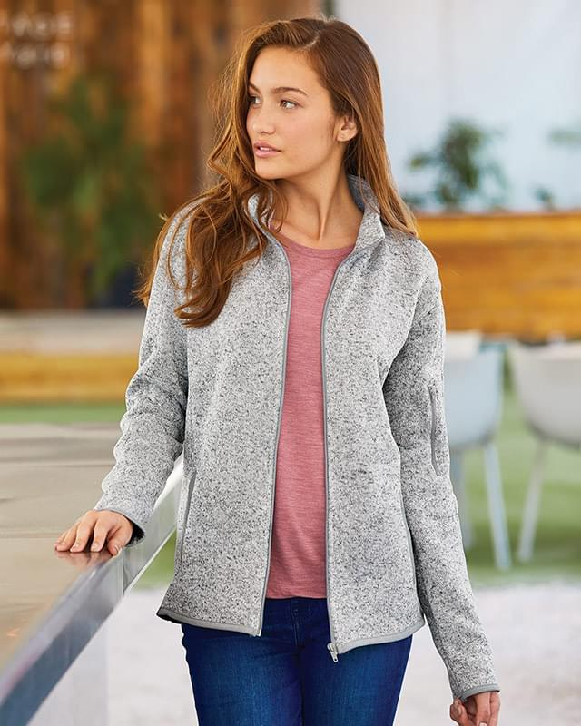 Women's Sweater Knit Jacket