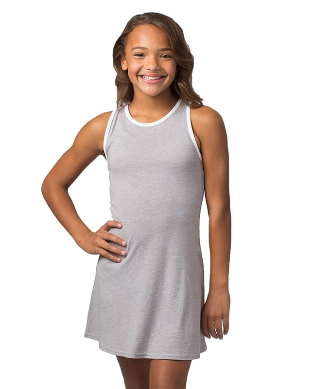 Girls' Ringer Dress
