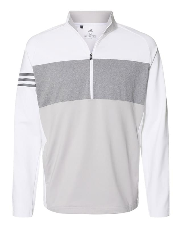 3-Stripes Competition Quarter Zip Pullover