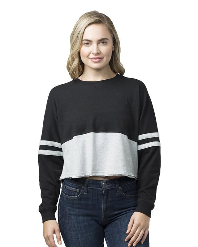 Women's Cropped Retro Jersey