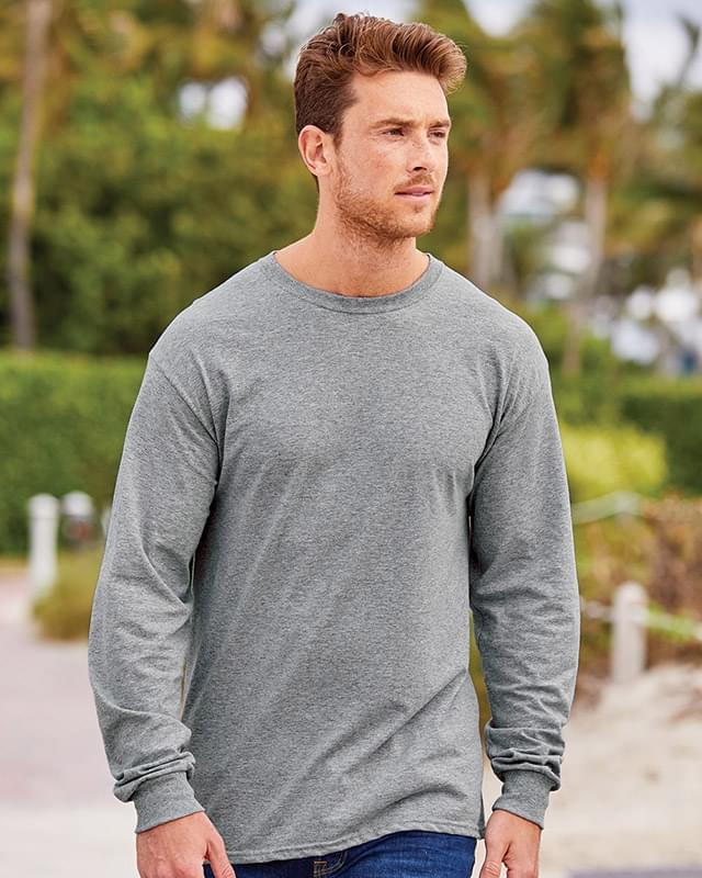 HD Cotton Long Sleeve T-Shirt
