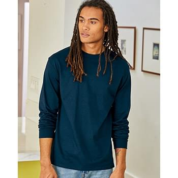 Tagless Long Sleeve T-Shirt