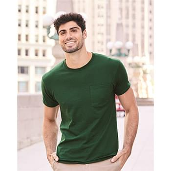 Dri-Power Active 50/50 T-Shirt with a Pocket