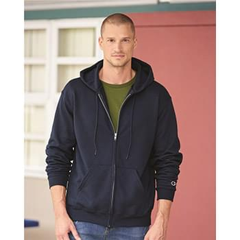 Double Dry Eco Full-Zip Hooded Sweatshirt