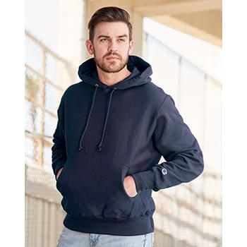 Reverse Weave Hooded Sweatshirt