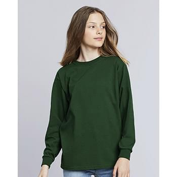 Heavy Cotton Youth Long Sleeve T-Shirt
