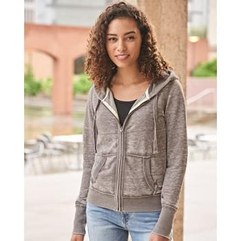 Women's Zen Fleece Full-Zip Hooded Sweatshirt