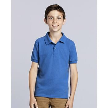 DryBlend® Youth Piqué Sport Shirt