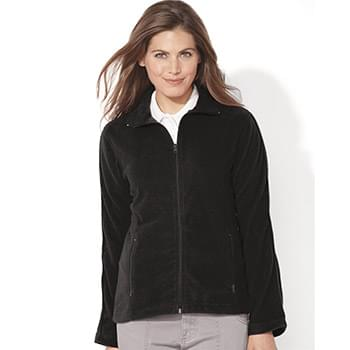 Women's Micro Fleece Full-Zip Jacket