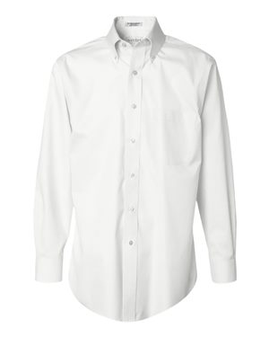 Non-Iron Pinpoint Oxford Shirt
