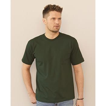 USA-Made 100% Cotton Short Sleeve T-Shirt