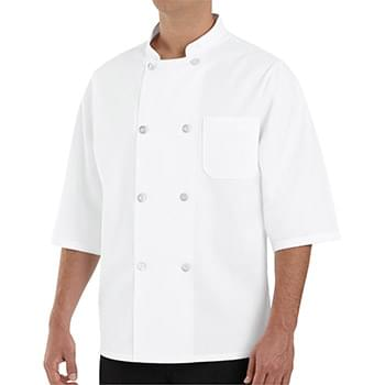 Half Sleeve Chef Coat