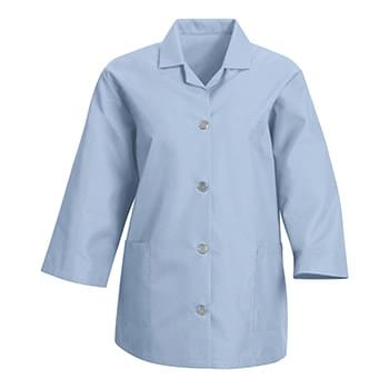 Women's Three-Quarter Sleeve Smock