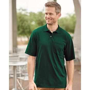 SpotShield Jersey Sport Shirt with a Pocket