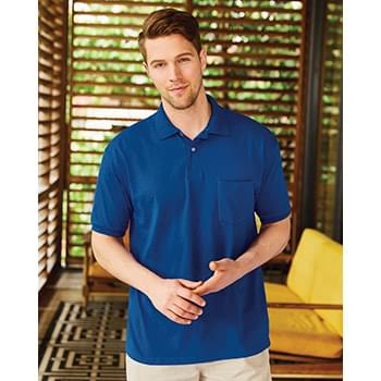 Ecosmart Jersey Sport Shirt with a Pocket