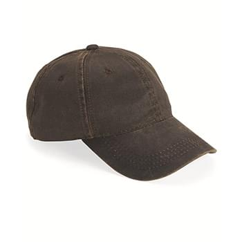 Weathered Twill Cap