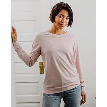 Women's Eco-Jersey™ Slouchy Pullover