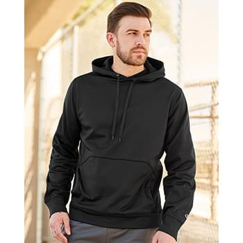 Colorblocked Performance Hooded Pullover Sweatshirt