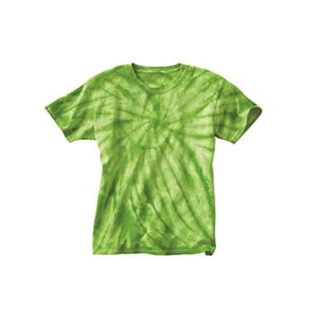 Youth Cyclone Vat-Dyed Pinwheel Short Sleeve T-Shirt