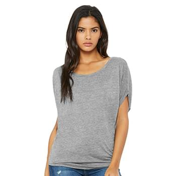 Women's Flowy Circle Top