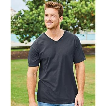 HD Cotton V-Neck T-Shirt