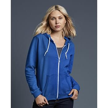 Women's Full-Zip Hooded Sweatshirt