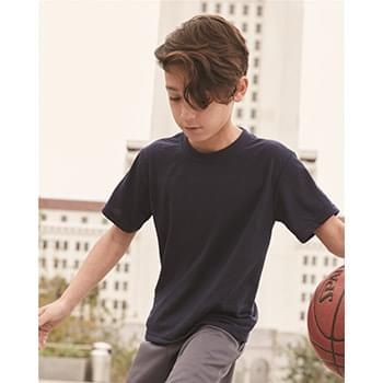Dri-Power Sport Youth Short Sleeve T-Shirt