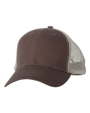 'The Duke'' Washed Trucker Cap