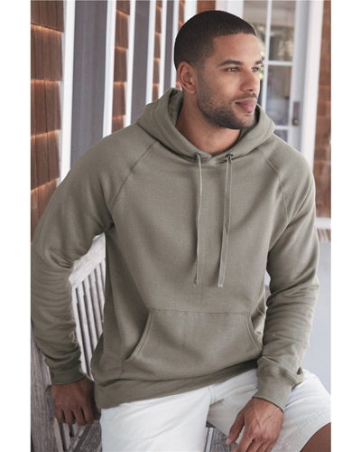 Nano Hooded Pullover Sweatshirt