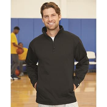 BT5 Performance Fleece Quarter-Zip Pullover