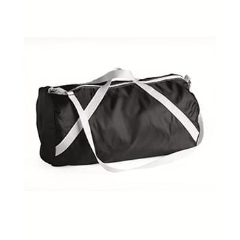 "18"" Nylon Roll Duffel Bag"