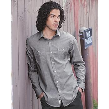 Mini-Check Long Sleeve Shirt