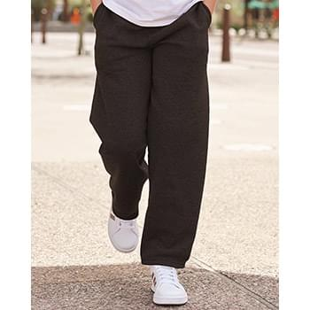 Nublend Youth Open Bottom Sweatpants