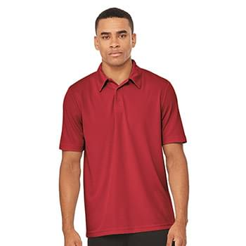 Performance 3-Button Mesh Sport Shirt
