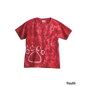Youth Pawprint Short Sleeve T-Shirt
