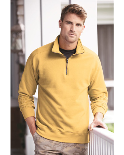 Nano Quarter-Zip Sweatshirt