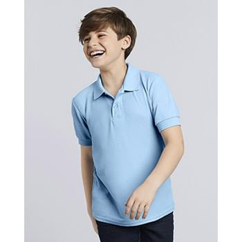 DryBlend Youth Double Pique Sport Shirt