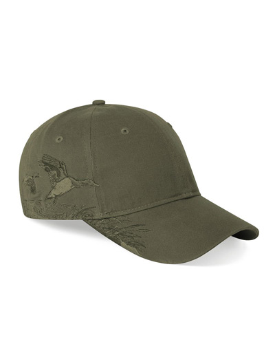 Relaxed Fit Mallard Cap