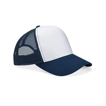 Five-Panel PET Mesh Back Trucker